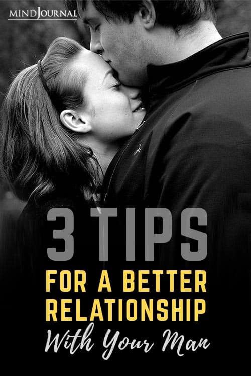 Better Relationship With Your Man Pin