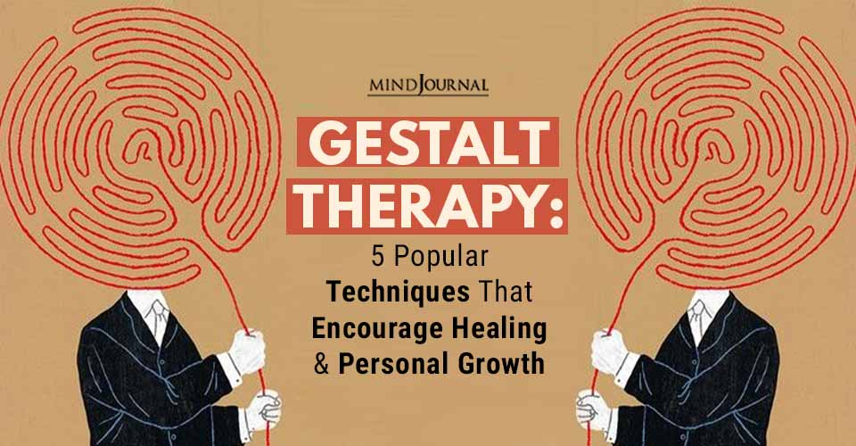 Gestalt Therapy Healing Personal Growth