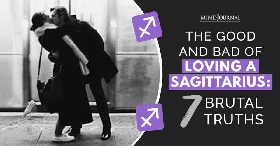 Good Bad Loving Sagittarius