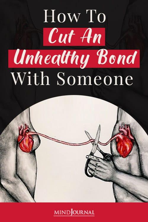 Cut Unhealthy Bond Pin