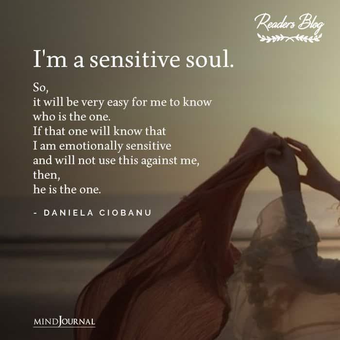 Im Sensitive Soul