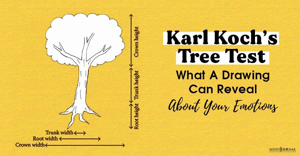 Karl Kochs Tree Test