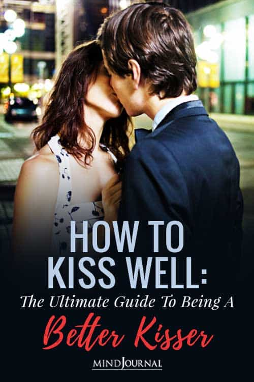 Kiss Well Being Better Kisser Pin