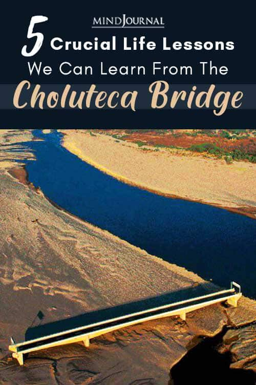 Life Lessons From Choluteca Bridge Pin