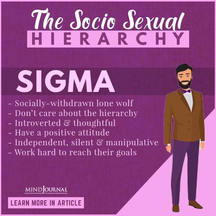 From Alpha To Omega: What Is Your Socio-Sexual Hierarchy Rank?