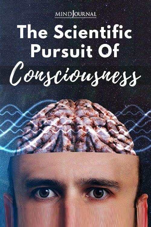 Scientific Pursuit of Consciousness Pin