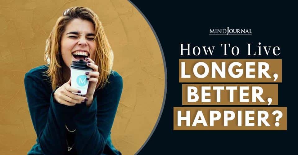 Secrets Living Happier Life