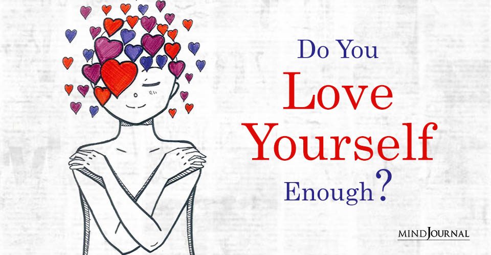 Steps Help Love Yourself Enough