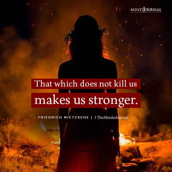 which does not kill us