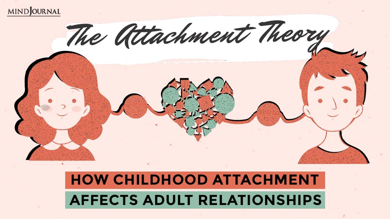 The Attachment Theory How Childhood Attachment Affects Adult Relationships