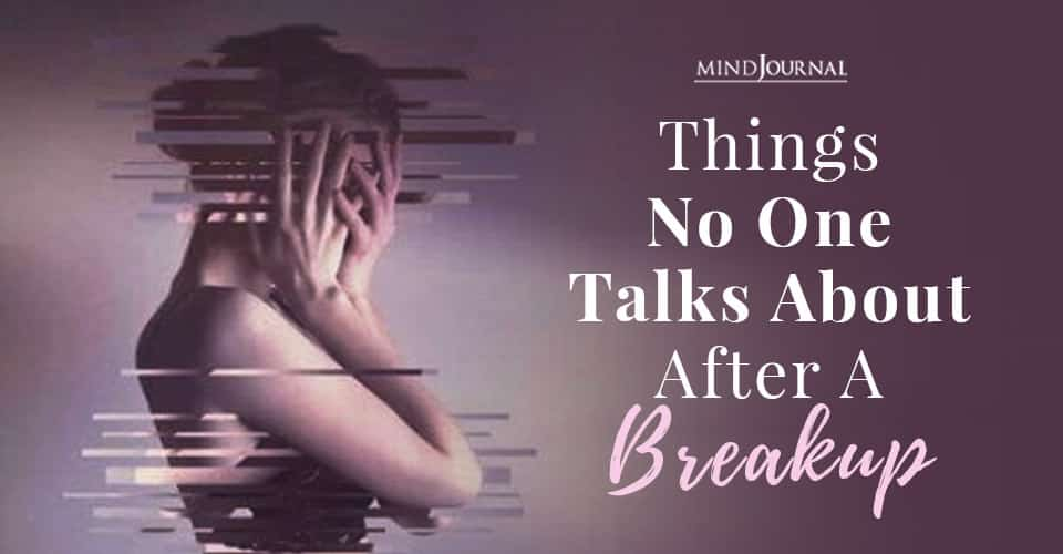 Things About After Breakup
