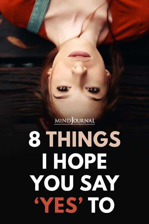 Things Hope You Say Yes To Pin