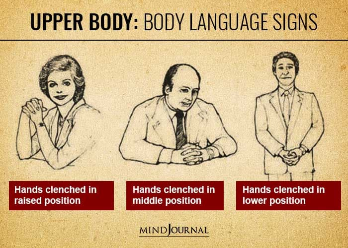 40+ Body Language Signs To Strip Down Someone's Personality