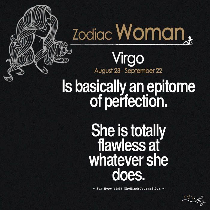 Loving a Virgo
