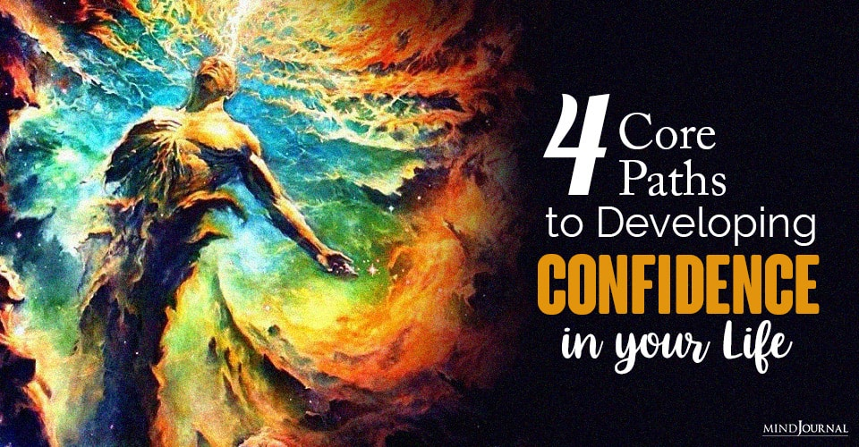 core paths to developing confidence
