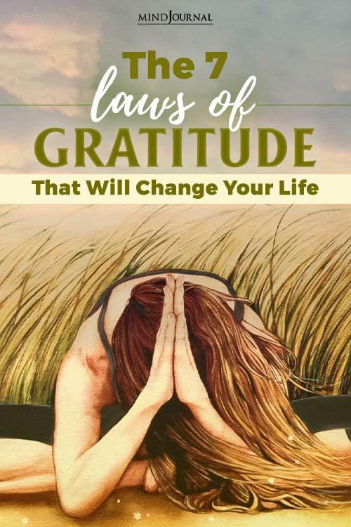 law of gratitude pinop
