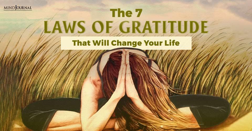 law of gratitude