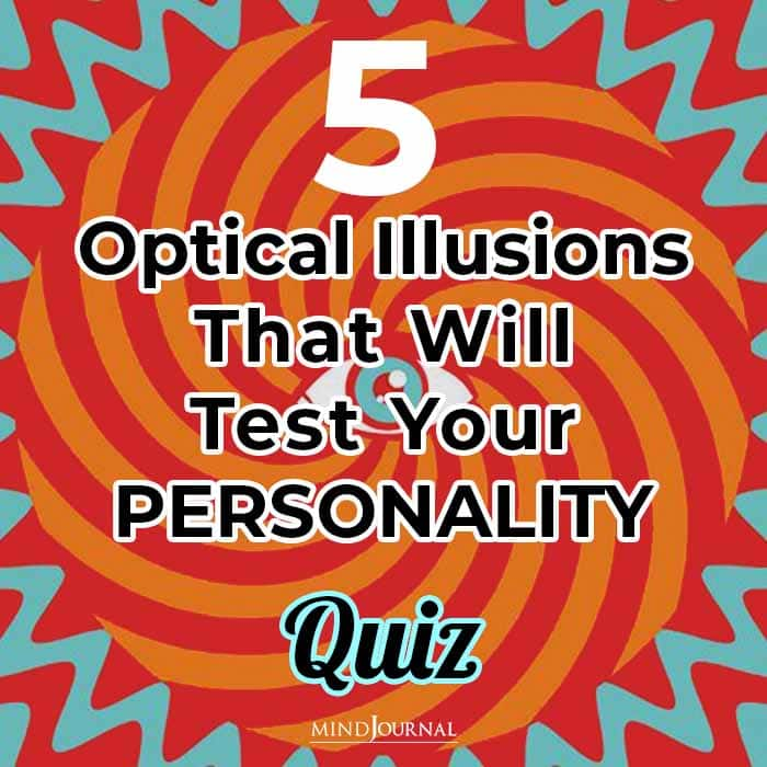 5 Optical Illusions That Will Test Your Personality