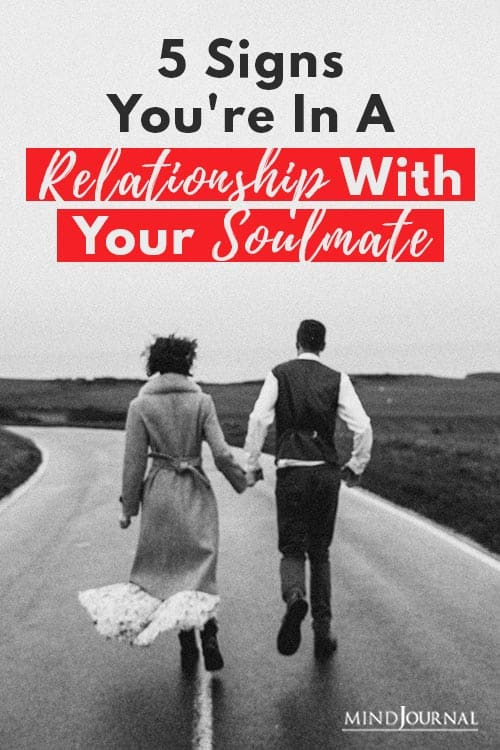 Signs You're In Relationship With Soulmate Pin