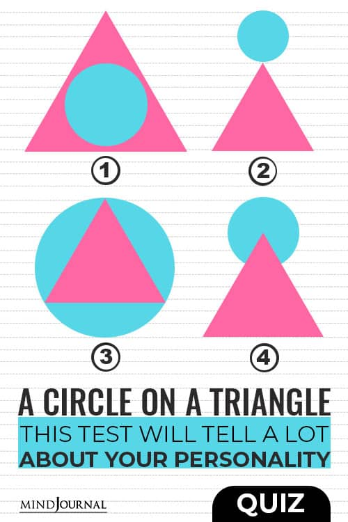 Circle Triangle Quiz Test Will Tell Lot About Your Personality Pin