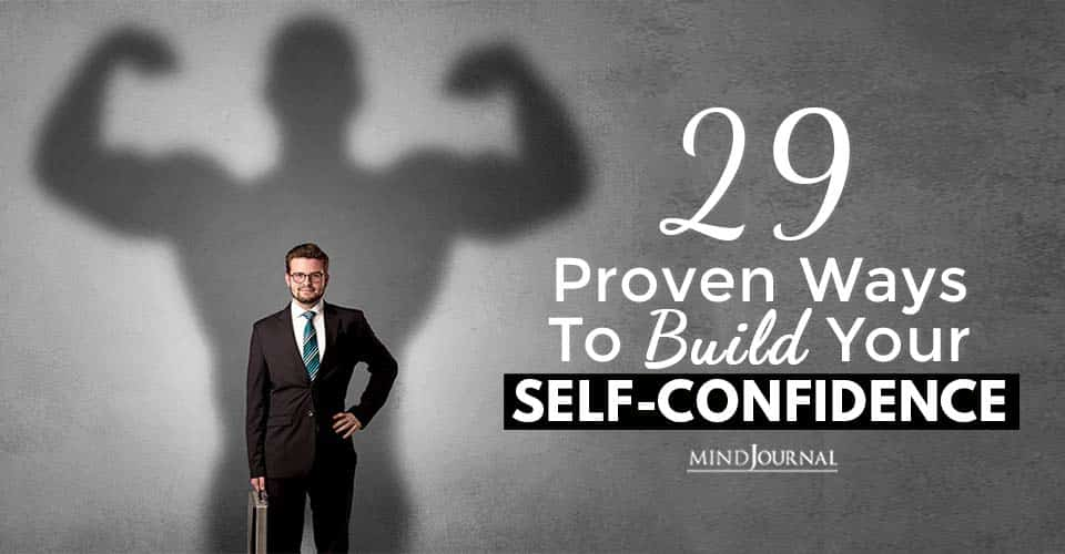 Build Your SelfConfidence
