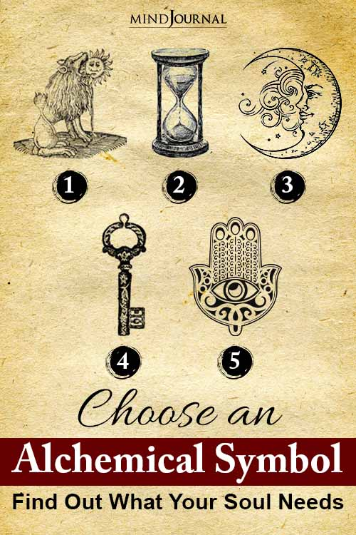 Choose Alchemical Symbol Find Out What Your Soul Needs Pin