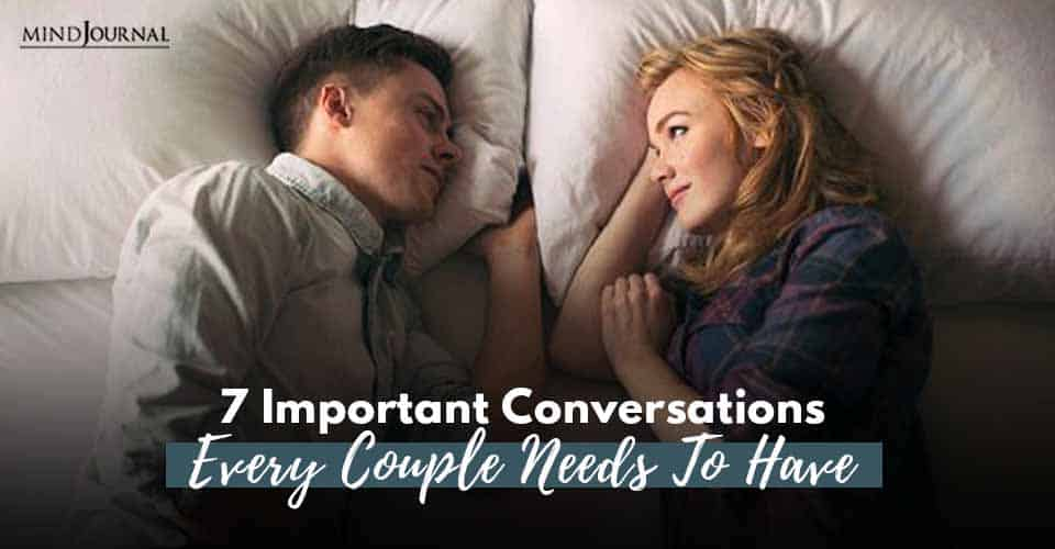 Conversations Every Couple Have