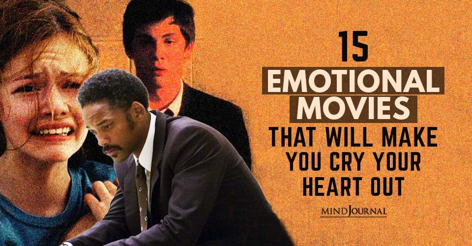 Emotional Movies Make Cry Heart Out