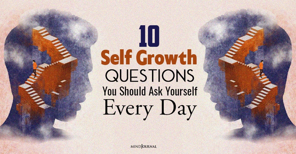 Self growth questions