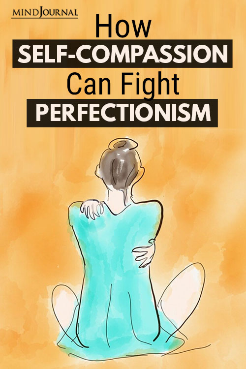 SelfCompassion Fight Perfectionism Pin