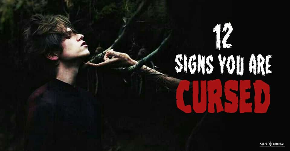 Signs You Are Cursed