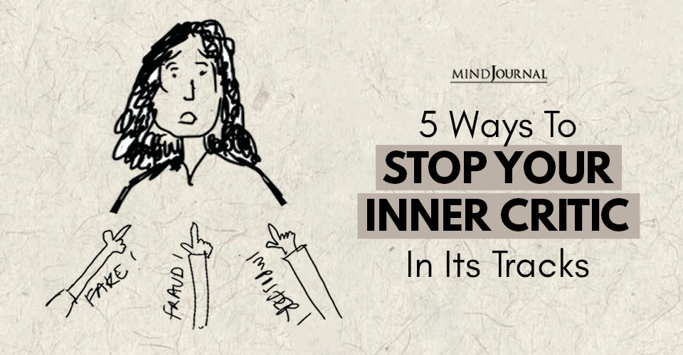 Stop Your Inner Critic Tracks