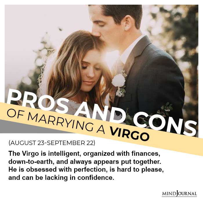 The Pros and Cons of Marrying Him, According To His Zodiac Sign