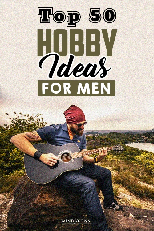 hobby ideas for men pin
