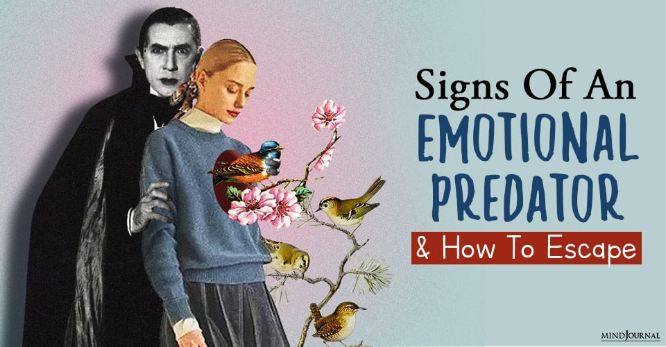 who is an emotional predator