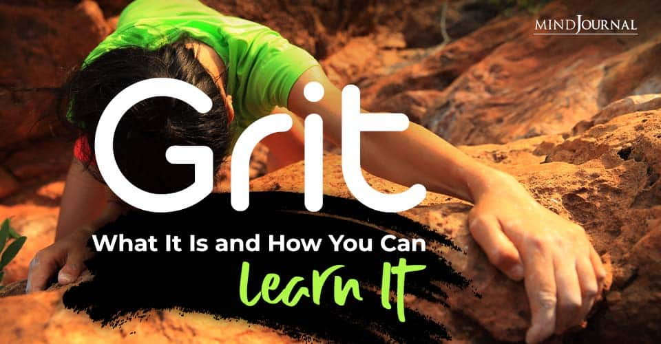 Grit What It Is How to Learn It