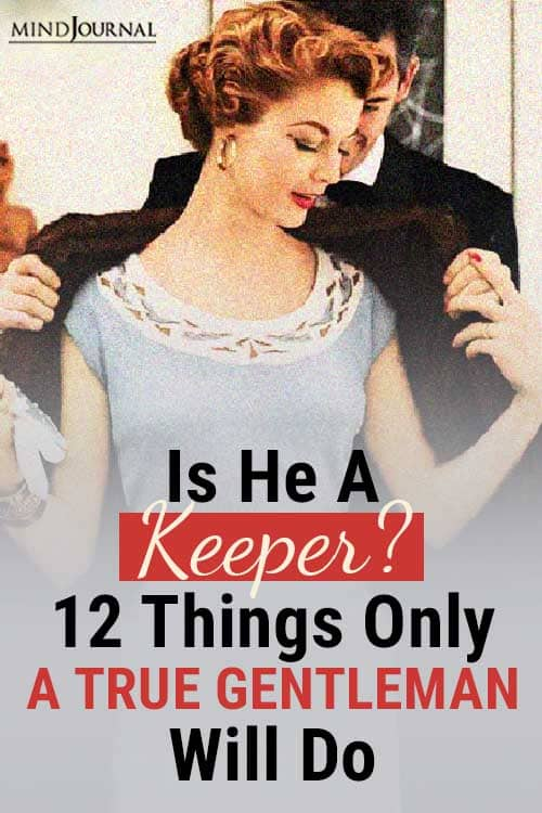 He Keeper Things Only True Gentleman Will Do Pin