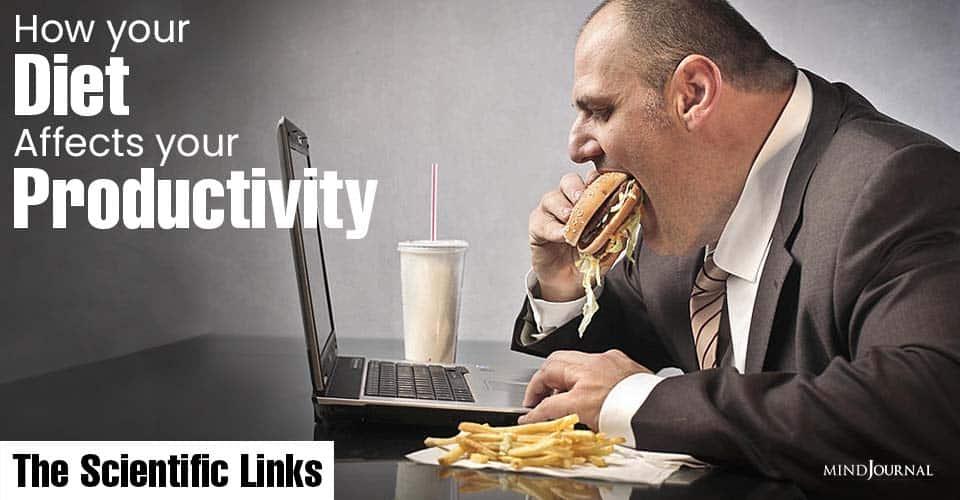 How Diet Affects Productivity Scientific Links