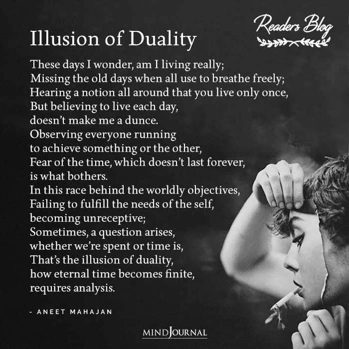 Illusion of Duality