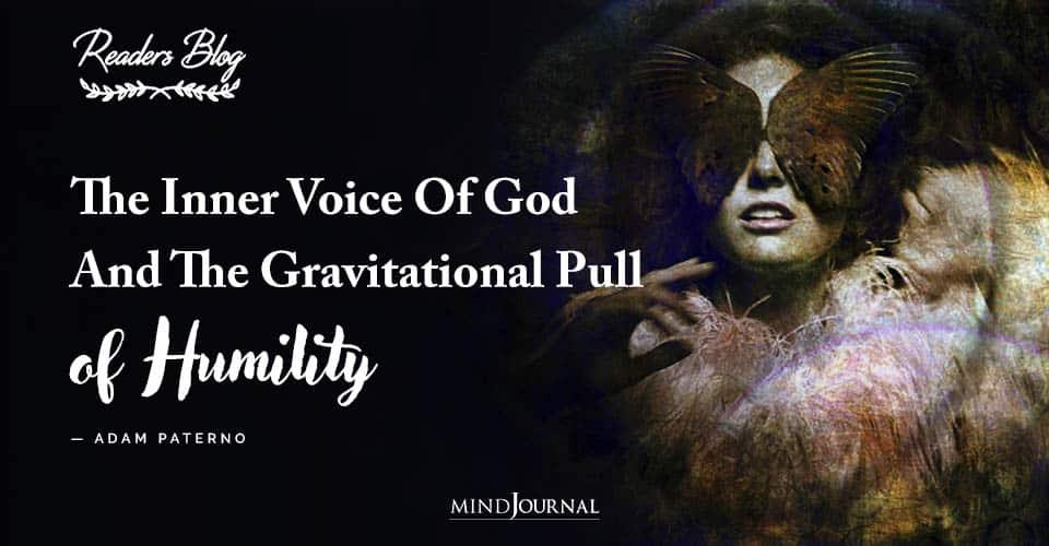 Inner Voice Of God