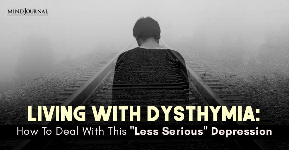 Living with Dysthymia