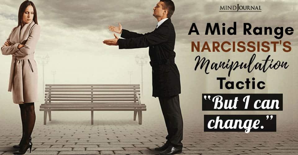 Mid Range Narcissists Manipulation Tactic