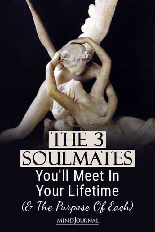 Soulmates You'll Meet In Your Lifetime Pin