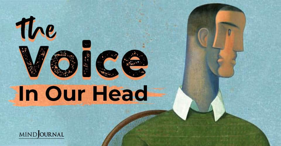 The Voice In Our Head