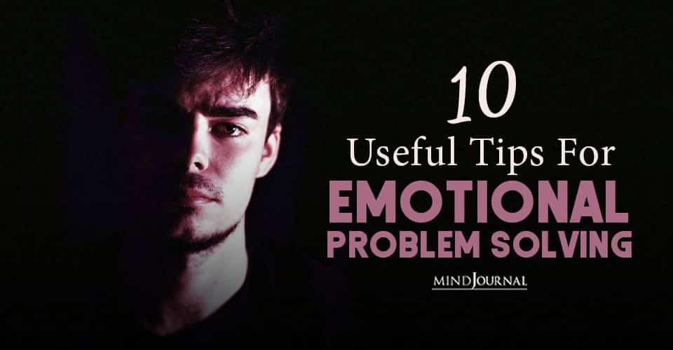 Tips Emotional Problem Solving
