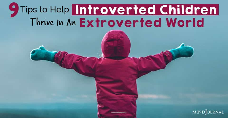 Tips to Help Introverted Children Thrive