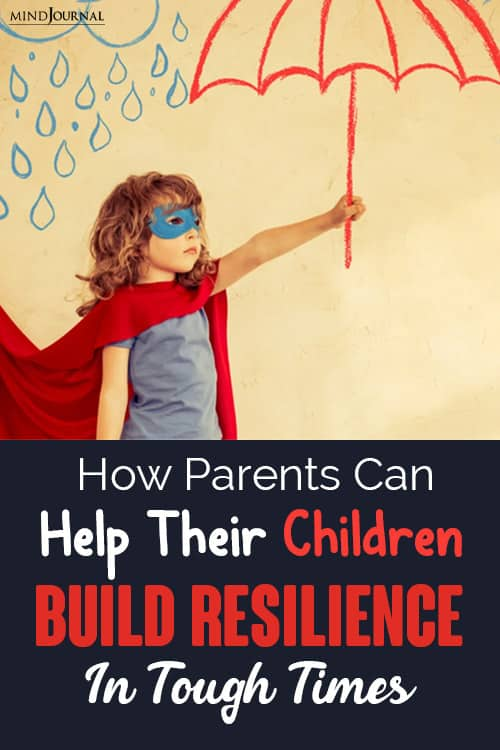 children build resilience in tough times pin