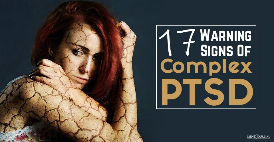 warning signs of complex ptsd