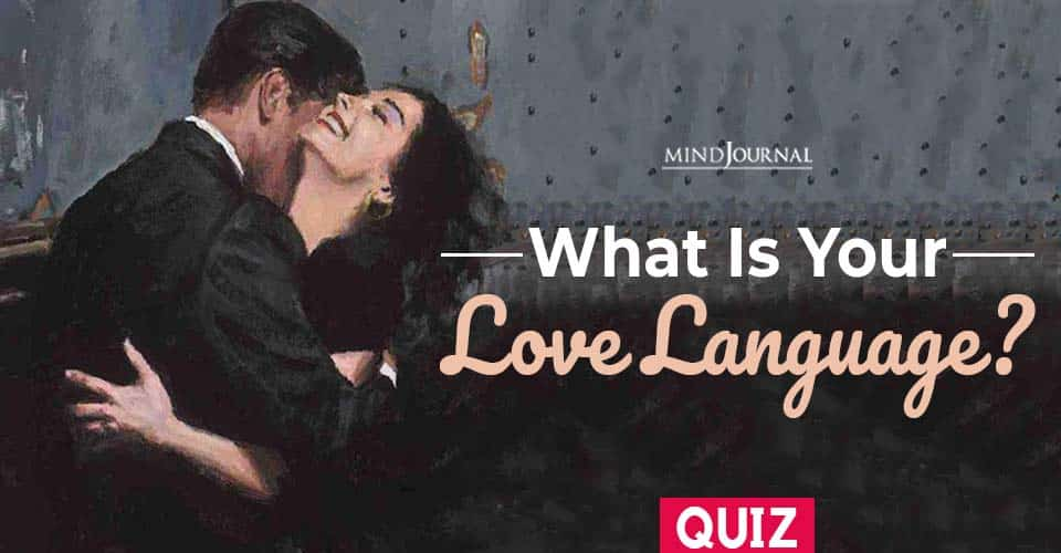 what is your love language