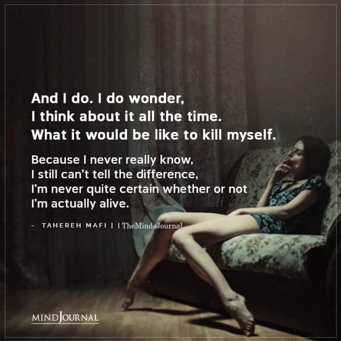 And I Do I Do Wonder